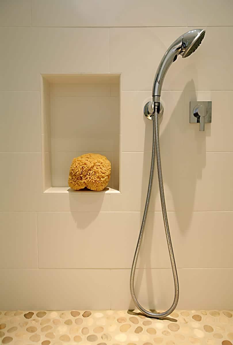 Hawthorne Tile Universal Design Master Bath
