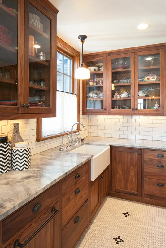 Hawthorne Tile Eastmoreland Classic Kitchen