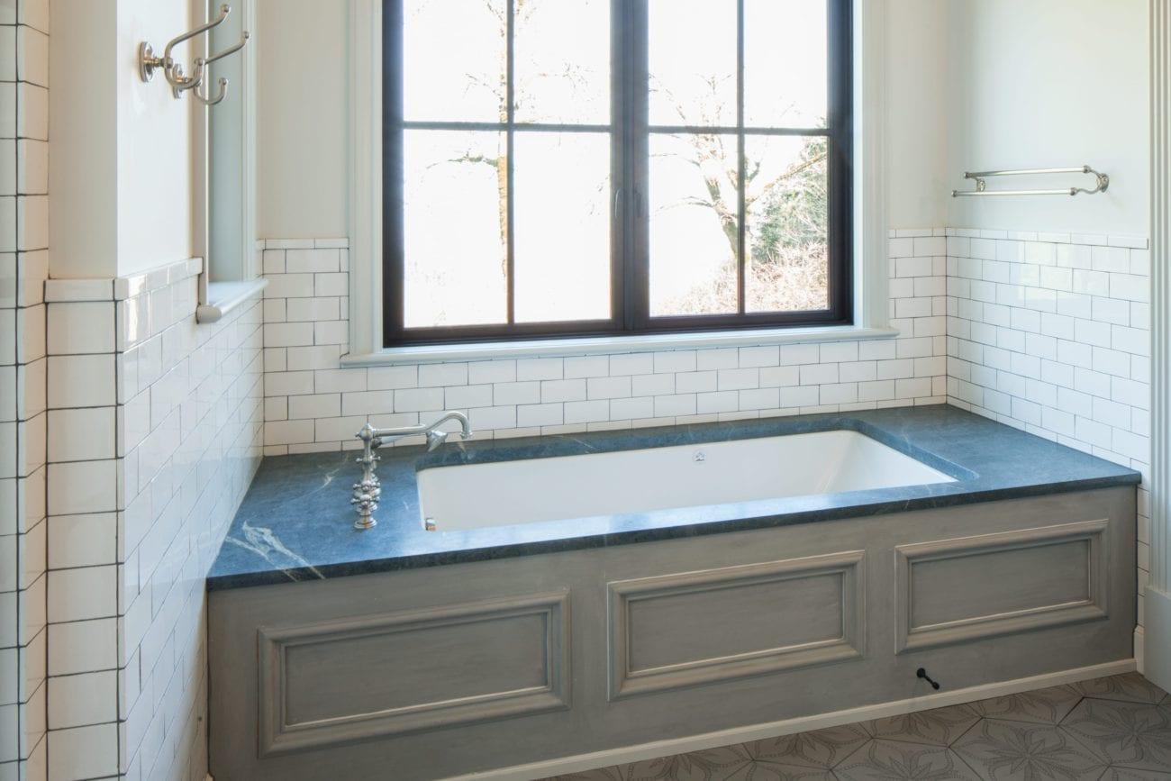 Hawthorne Tile | Victorian Eclectic Kitchen & Baths