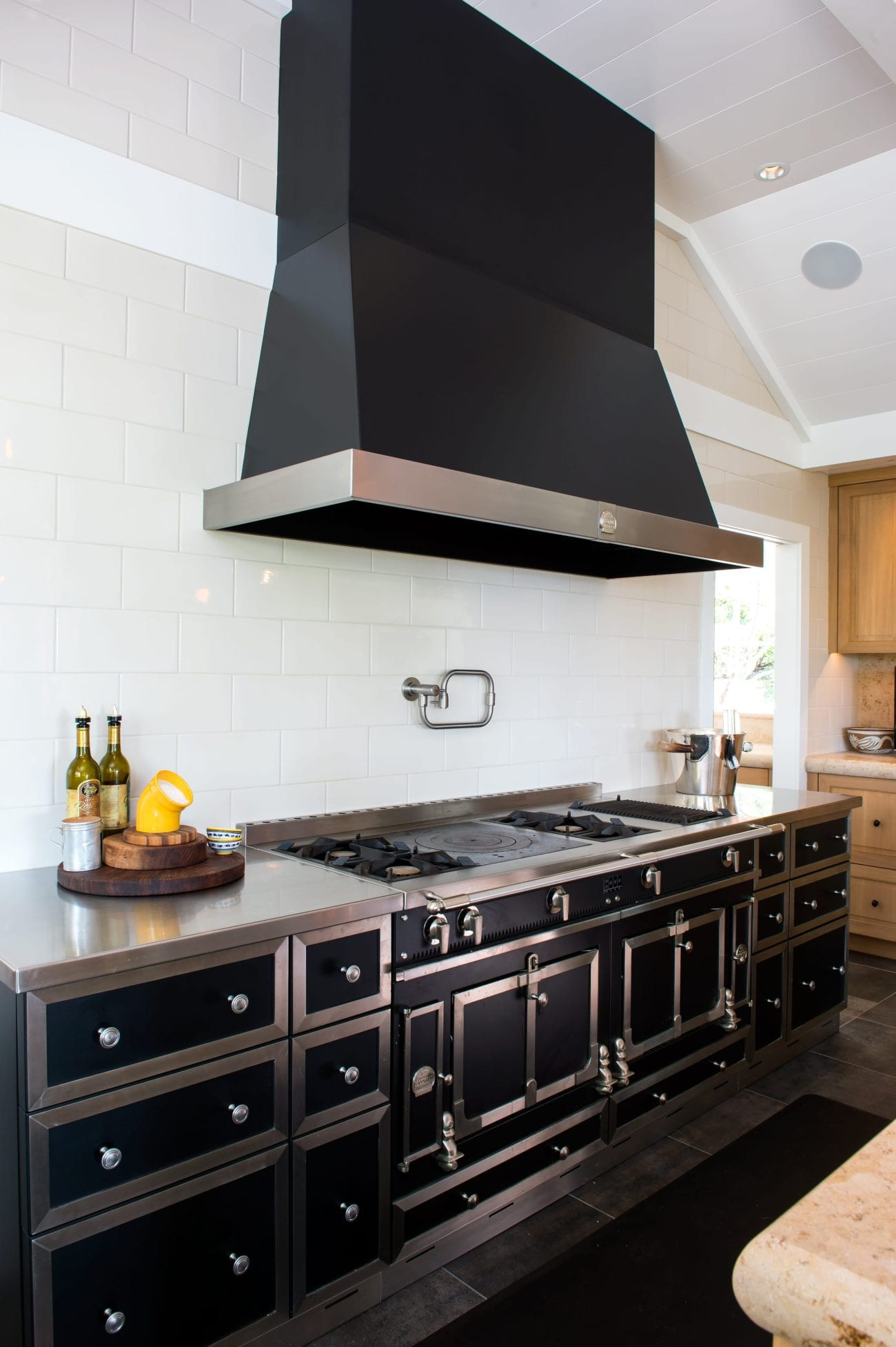Hawthorne Tile Nw Contemporary Bath Kitchen